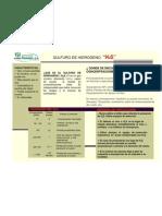 Conoce Al Sulfuro de Hidrogeno (H2S)