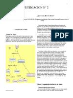 Investigación conceptos  Programacion aplicada
