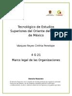 Tecnologico de Estudios Superiores Del Oriente Del Estado de Mexico