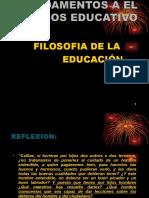 Diapositivas Filosofia de La Educación 1 (2)