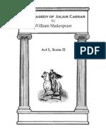 The Tragedy of Julius Caesar 002 Act 1 Scene 2