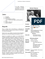 Herbert Marcuse - Wikipedia, La Enciclopedia Libre