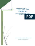 137618919 Manual Test de La Familia