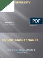 Engine Maintenance ankit amity.pptx