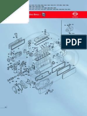 mercedes benz] manual de taller mercedes benz partes de