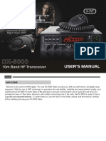 DX5000 Manual - New