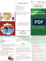 Triptico Diabetes-