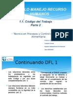 Código del Trabajo, contrato trabajo (clase 9-10-08-2016).pptx