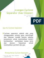 Cyclone Separator Aang