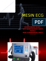MESIN ECG