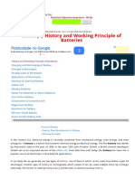 01 Battery _ History and Working Principle of Batteries _ Electrical4u