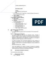 Programa de Auditoría Administrativa