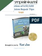 Averías de LCD y LED Versión 4.0 Kent Liew