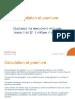 Calculating Premium Employer Guide