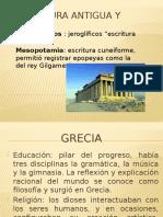 Literatur a Antigua Ycl á Sica