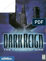 Dark Reign Manual