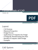 Ch-4 Fundamentals of CAD