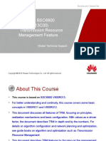 Training Document_SRAN6.0_BSC6900(V900R013C00)_Transmission Resource Management Feature-20110511-A-1.0