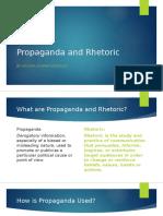 Propaganda and Rhetoric