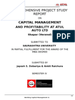 impact of profitablity on its capital management.doc