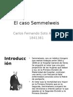 El Caso Semmelweis
