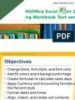 Msoffice Excel Part2