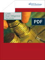 CARE Due Diligence Service Brochure