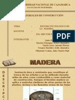 Trabajo Madera-Construccion I