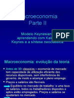 Macroeconomia Keynesiana 2009