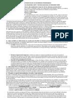 Características de Los Regimesnes Pencionarios