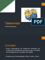 Talasemia Patologia