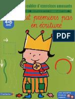 Mon Cahier D`Exercices -Tout Premiers Pas en Ecriture.pdf