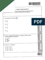 Matematika B razina na državnoj maturi