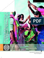 Review of Effectiveness of Rural Water Supply Schemes in India 2008