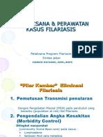 Tatalaksana Dan Perawatan Kasus filariasiss