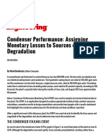 Condenser Performance_ Assigning Monetary Losses to Sources of Degradation - Power Engineering