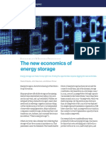 McK_The New Economics of Energy Storage 2016
