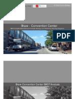 Shaw Convention Center Retail Plan