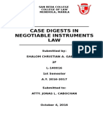 Nego Table of Contents