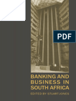Stuart Jones (Eds.)-Banking and Business;