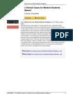 Clinical Cases Medical Students Medipass eBook 51JJnDrOJbL