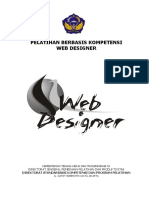 Program Web Designer