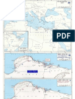 Mapas World War II in North Africa and Italy
