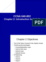 Chapter2ccna(Into. to TCP-IP)