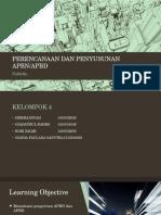 Perencanaan Dan Penyusunan APBN dan APBD
