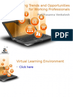 E Learning Trends