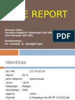 Case Report Mielitis