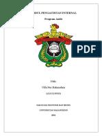Modul 4 - Ulfa Nur Rahmadani Program Audit