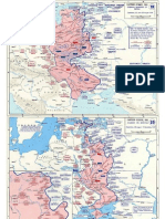 Mapas World War II - Russo German War