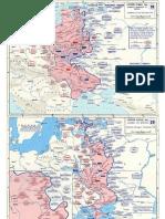 Mapas World War II - Russo German War